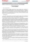 Vista preliminar de documento Texto Unico de Procedimientos Administrativos (TUPA) del INGEMMET