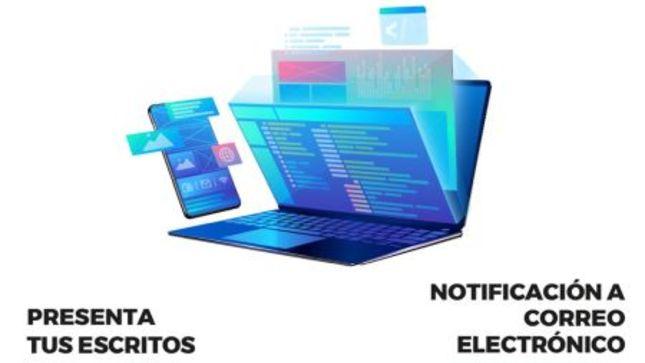INGEMMET implementa formulario digital de autorización para Notificación a dirección electrónica
