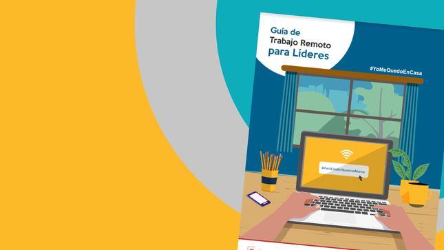 SERVIR presenta Guía de Trabajo Remoto para Líderes