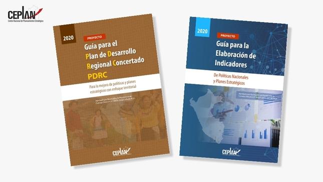 Revise y comente los proyectos de guías para el PDRC y elaboración de indicadores