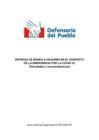 Vista preliminar de documento Serie Informes Especiales Nº 025-2020-DP / Entrega de bonos a hogares en el contexto de la emergencia por la COVID-19: Dificultades y recomendaciones