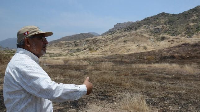 Ministerio de Cultura en Lambayeque refuerza acciones para proteger los sitios arqueológicos durante Estado de Emergencia