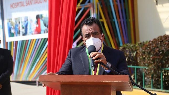 >>ALCALDE DE UTCUBAMBA Y AUTORIDADES PARTICIPARON DEL IZAMIENTO POR EL DÍA DE LA INDEPENDENCIA DEL PERÚ