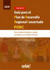 Vista preliminar de documento Proyecto de Guía para el Plan de Desarrollo Regional Concertado PDRC