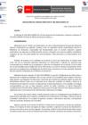 Vista preliminar de documento Reglamento para el registro de infractores y sanciones