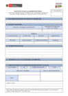 Vista preliminar de documento Formato de Acceso a la Información Pública del Programa Nacional A Comer Pescado