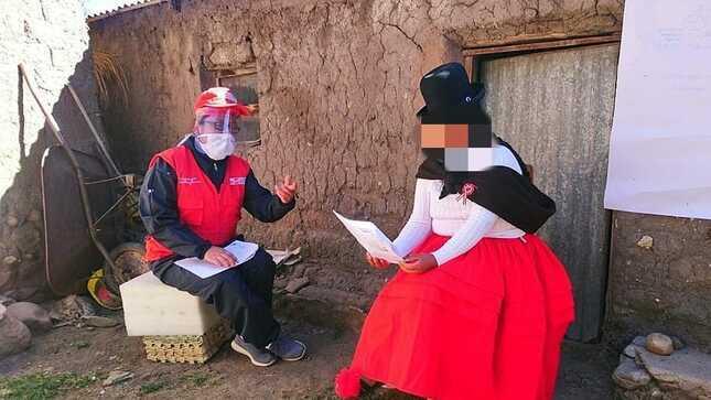 ESTRATEGIA RURAL DEL MIMP ATENDIÓ MÁS DE 300 CASOS DE VIOLENCIA DE GÉNERO EN 50 DISTRITOS RURALES DURANTE EL ESTADO DE EMERGENCIA
