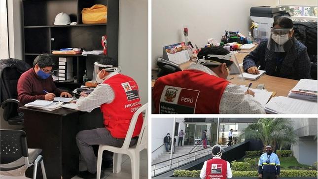 Fiscalizan municipalidades de Mi Perú y Ventanilla  sobre la cuota de empleo para las personas con discapacidad