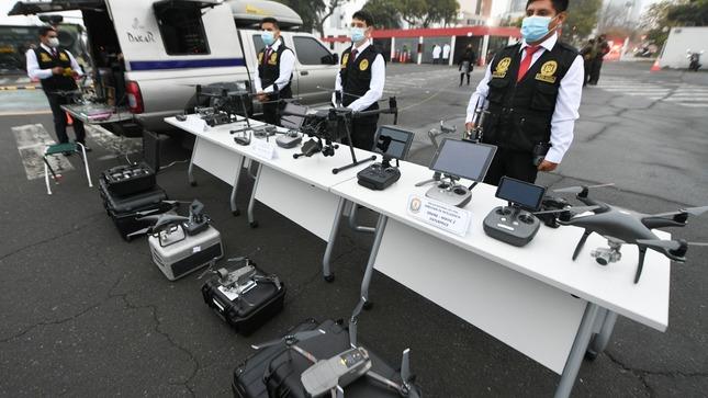 Inteligencia policial y uso de tecnología reforzarán lucha contra la delincuencia de cara al bicentenario