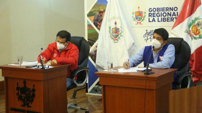Defensoría del Pueblo: se debe buscar soluciones para falta de capacidad hospitalaria y de oxígeno en La Libertad