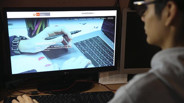 """Portal web """"Conectados"""" realiza ciclo internacional de webinars sobre investigación científica"""
