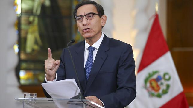 Jefe de Estado: Conformaremos un nuevo Gabinete Ministerial y seguiremos impulsando la reforma universitaria en el país