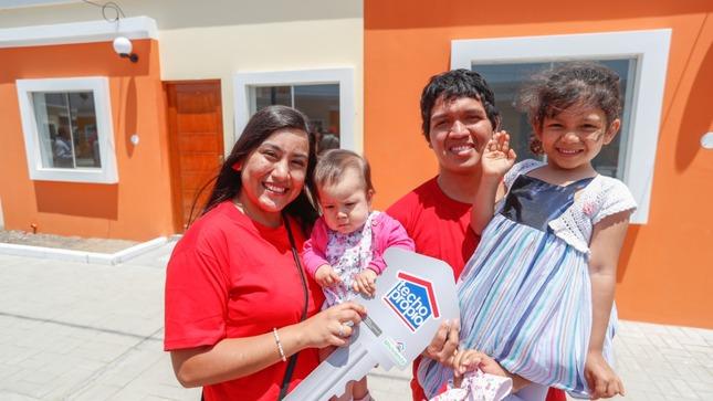 ¿Deseas comprar una Casa? Lambayeque cuenta con una oferta de 3623 viviendas del programa Techo Propio