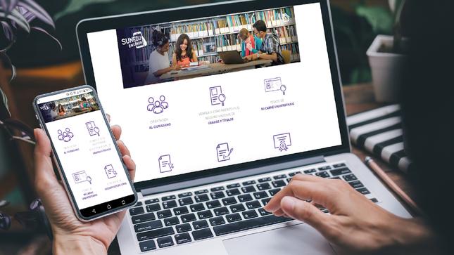 SUNEDU emitirá constancias de manera gratuita  y reducirá costo del carné universitario