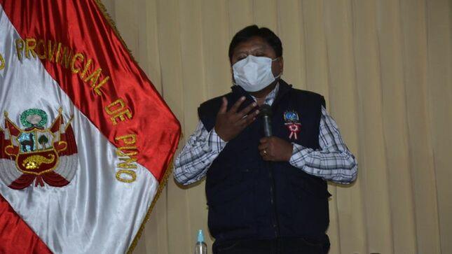 INICIARÁN CON INSTALACIÓN DE HOSPITALES TEMPORALES EN LA REGIÓN PUNO
