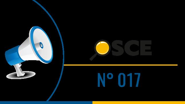 Comunicado N° 017-2020: Obligatoriedad del uso de nuevas funcionalidades del SEACE para el registro del Expediente Técnico de Obra y el Cuaderno de Obra Digital