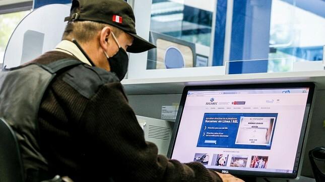 Sucamec autoriza temporalmente cursos virtuales para la formación del personal de seguridad privada