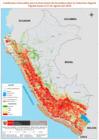 Vista preliminar de documento Mapa: Condiciones favorables para la ocurrencia de incendios sobre cobertura vegetal
