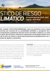 Vista preliminar de documento Pronóstico de Riesgo Agroclimático Agosto-Diciembre 2020