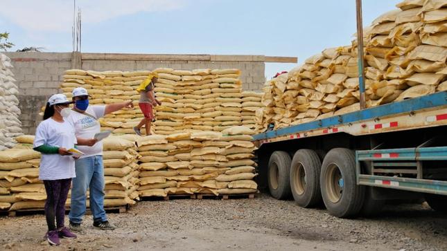 Vraem: Devida adquiere más de mil toneladas de guano de las islas para mejorar más de 5 mil hectáreas de cultivos de cacao y café