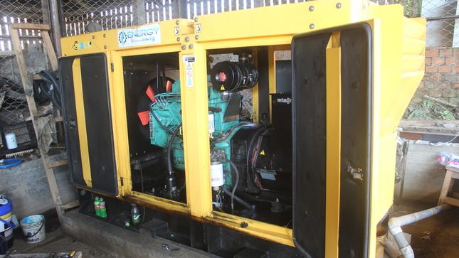 Adquieren Repuestos para el Funcionamiento del Motor Generador de luz de la Comuna Tahuaniense