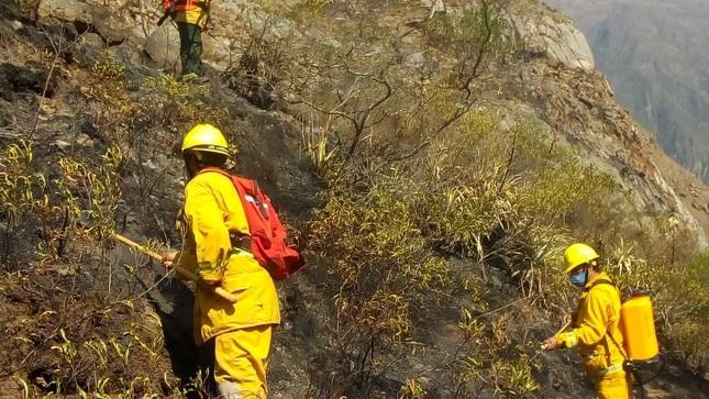 Se insta a la población evitar los incendios forestales en la región Cusco