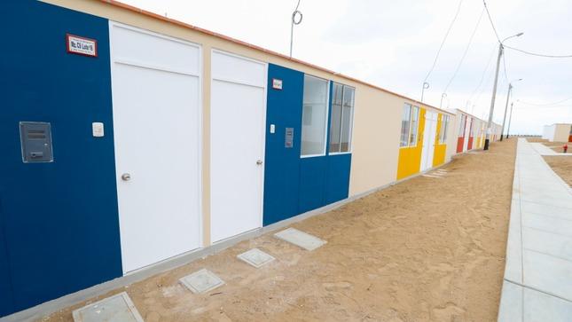 ¿Deseas comprar una Casa? San Martín cuenta con una oferta de 296 viviendas del programa Techo Propio