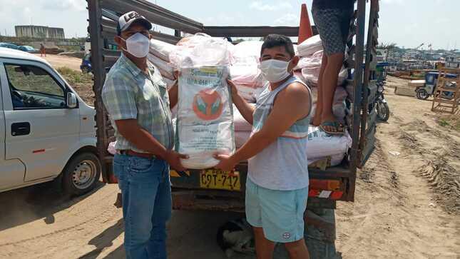 Productores Agrarios del Distrito de Tahuania, tendrán apoyo con semillas Certificadas de Maíz