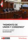 """Vista preliminar de documento """"Momento de unión y consenso"""""""