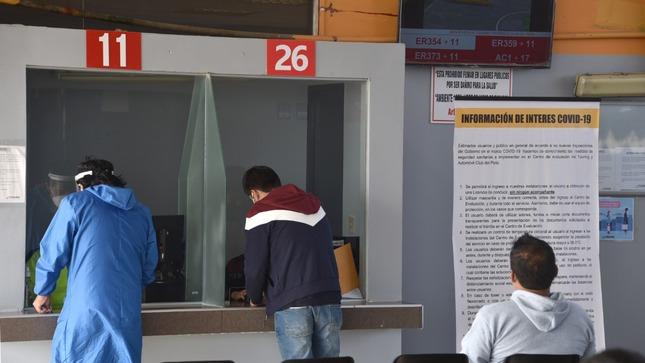 Ciudadanos ya pueden tramitar su licencia de conducir previa cita virtual