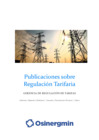 Vista preliminar de documento Publicaciones sobre Regulación Tarifaria