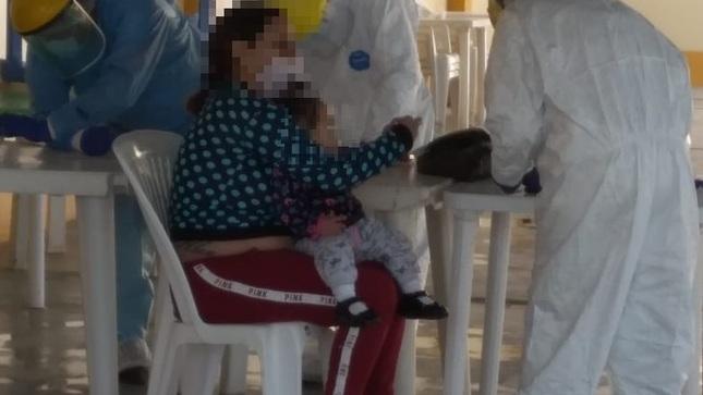 INPE realiza pruebas rápidas a población penal de Ica