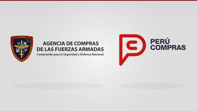 La Agencia de Compras de las Fuerzas Armadas y PERÚ COMPRAS suscriben Adenda Nº 1 al Convenio Marco de Cooperación Interinstitucional
