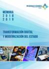 Vista preliminar de documento Memoria Migraciones 2018 - 2019