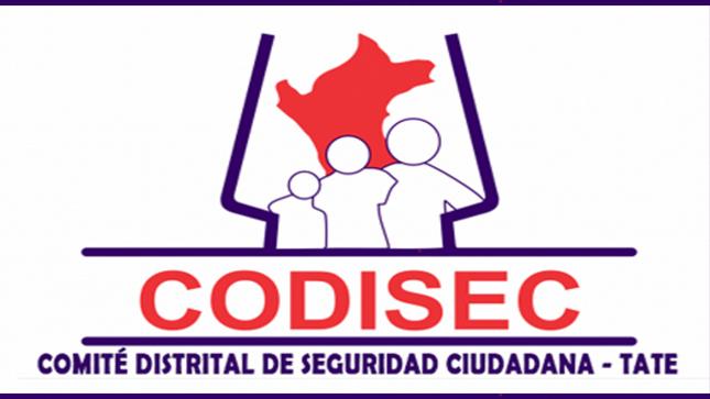 CODISEC -Tate