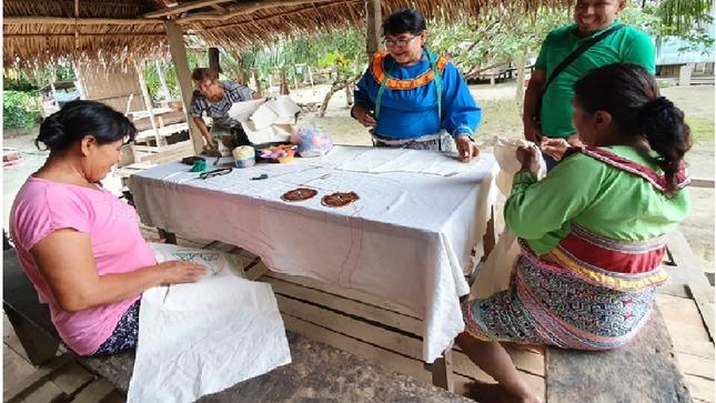 Estado invierte S/ 47.9 millones en proyectos productivos para comunidades nativas de Ucayali