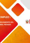 Vista preliminar de documento Tablero de control de seguimiento del empleo en el sector formal privado