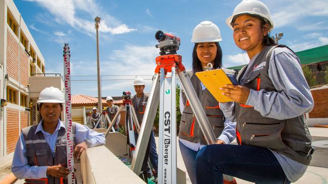 SENCICO: 12 mujeres ocuparon los primeros puestos de carreras técnicas tras rendir examen de admisión virtual