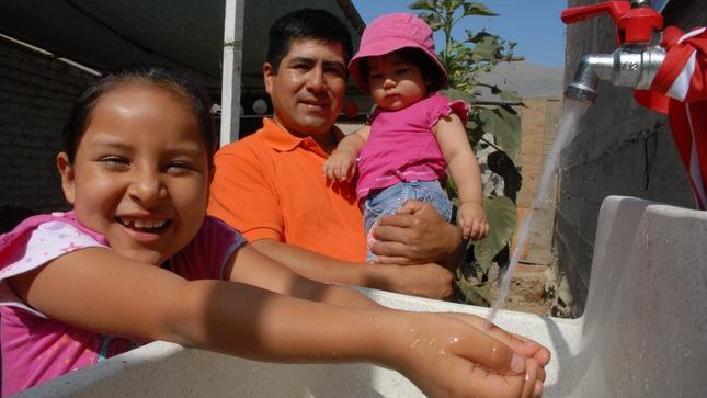 Trabajos de limpieza y desarenado de lagunas Boró I y II beneficiarán a 123 mil pobladores en Lambayeque