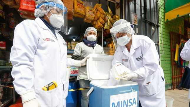 Minsa insta a la población a tener mucho cuidado con los quesos que consume