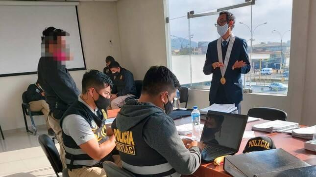 Ministerio Público intervino Municipalidad Distrital de Independencia