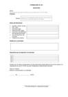 Vista preliminar de documento Formulario N° 001