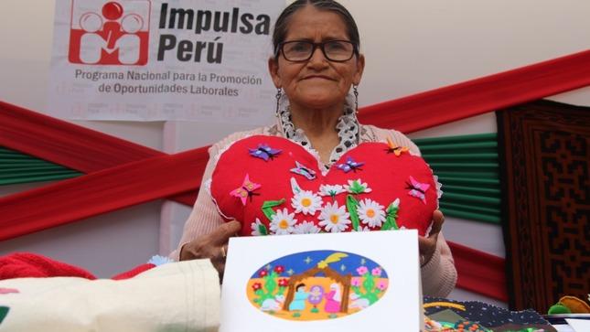 MTPE: Impulsa Perú fortalece capacidades emprendedoras de mujeres para su empoderamiento económico