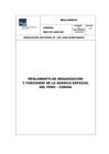 Vista preliminar de documento Reglamento de Organización y Funciones de la Agencia Espacial del Perú - CONIDA