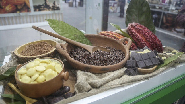 """Se inicia""""Foro del Cacao y Chocolate Latinoamericano"""""""