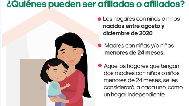 Campaña de Afiliación Temporal para el Fortalecimiento del Desarrollo Infantil