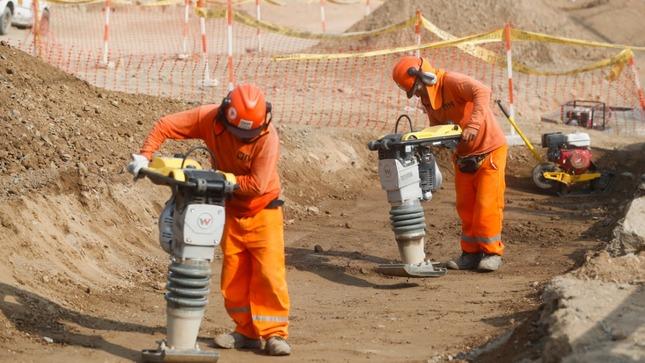 Arranca Perú 2 generará cerca de 250 mil empleos en obras de saneamiento e infraestructura urbana