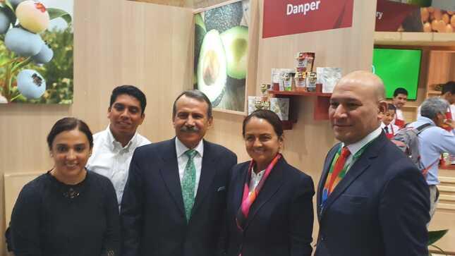 Participación del Perú en Fruit Logistica 2020
