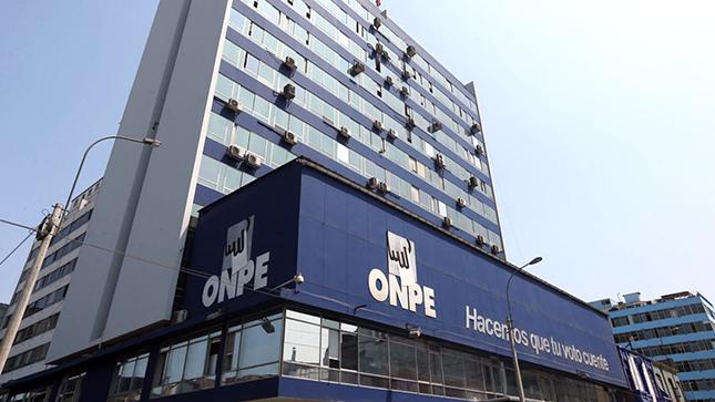 Tramitan 29 solicitudes ante la ONPE para adquirir kit de Revocatoria de Autoridades Regionales y Municipales