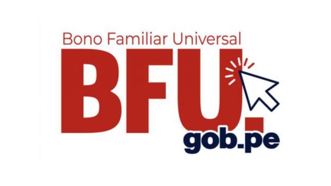 #TuBonoSinIrAlBanco: Gobierno lanza campaña para el pago de la nueva versión del Bono Familiar Universal